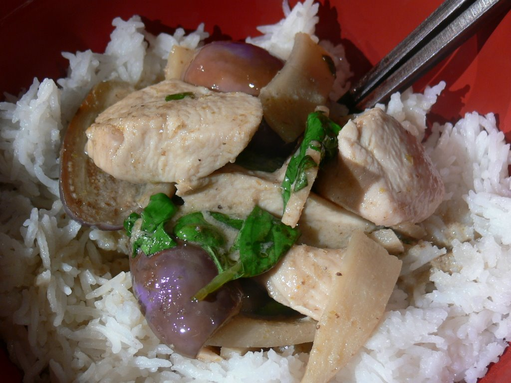 Green Curry Gastronomy Domine