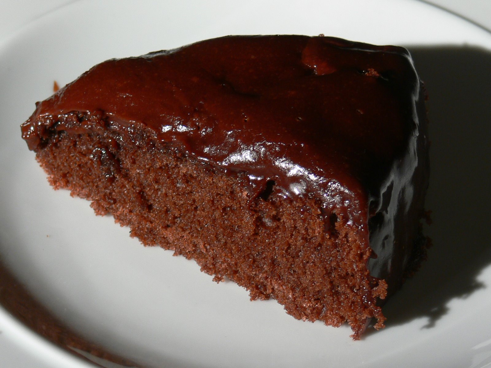 Chocolate Fudge Cake Recipe   Dishmaps
