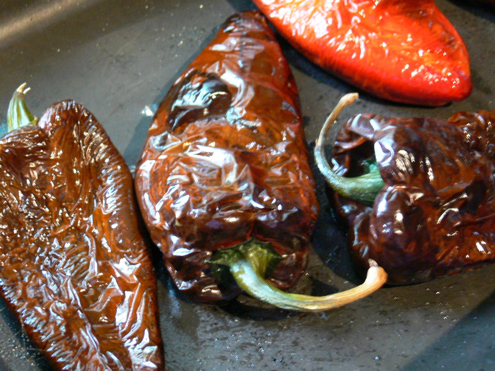 Roast Poblano crema « Gastronomy Domine