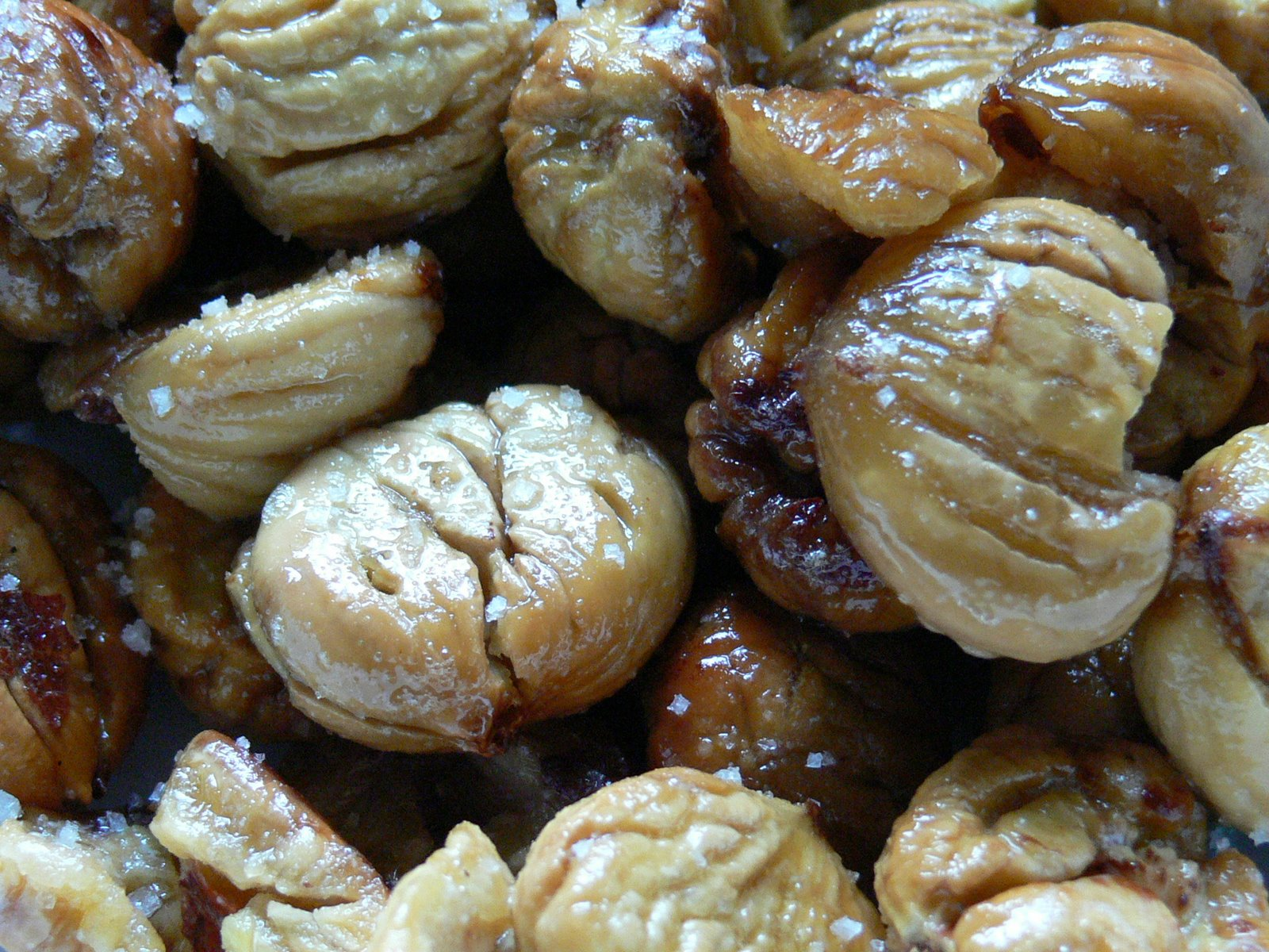 Roast buttered chestnuts « Gastronomy Domine