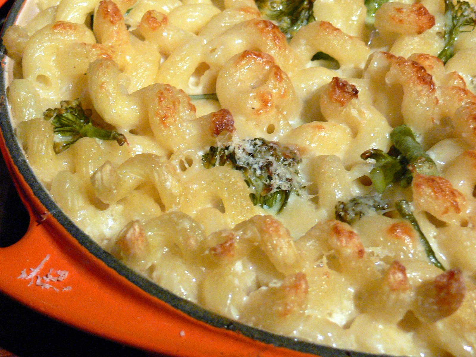 Truffled Mac And Cheese Recipe — Dishmaps