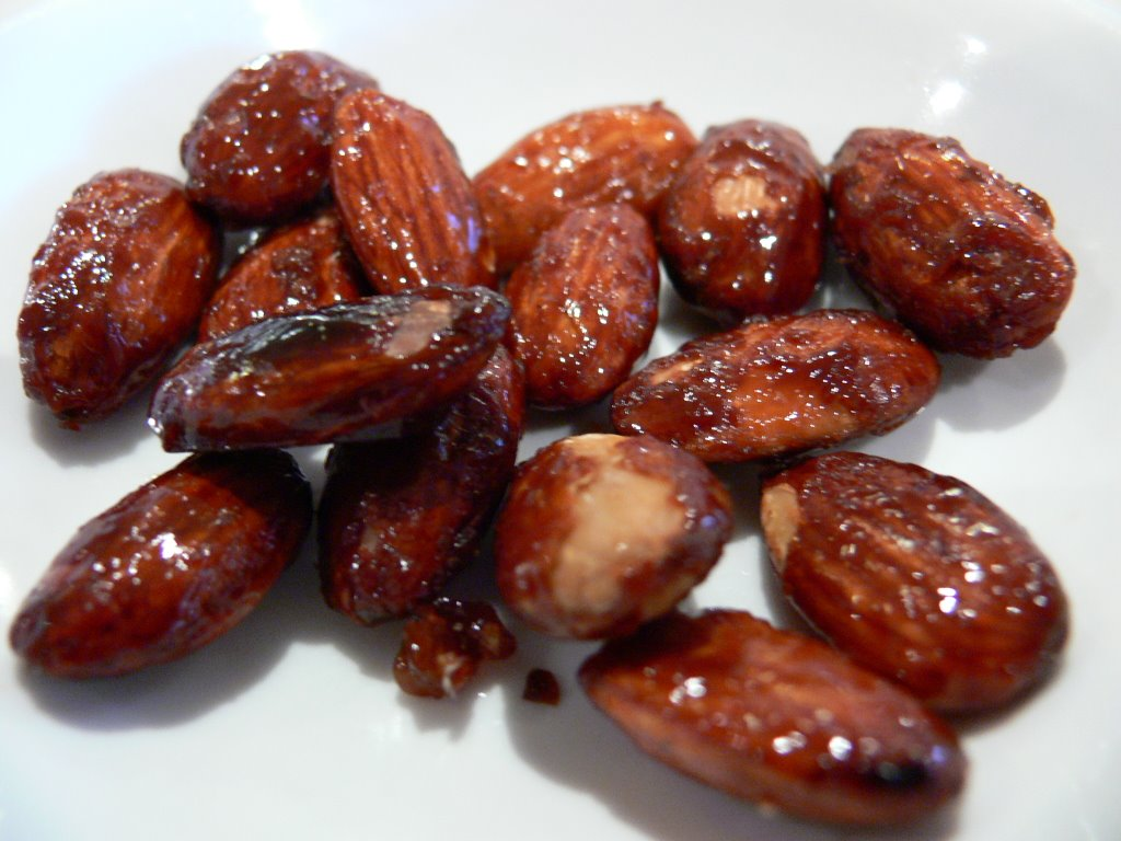 almonds in a dark crisp caramel aren t just used in european cuisine ...