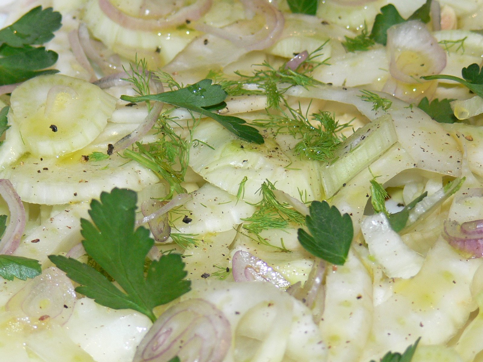 Fennel Salad Recipe — Dishmaps