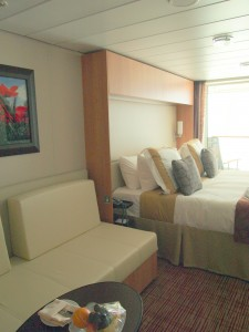 Deluxe Veranda Stateroom