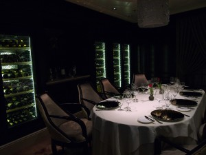 Private dining room, Murano