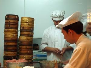 Dumpling chefs
