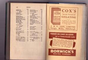 Borwick's