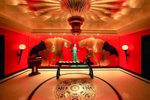 Whampoa Club lobby