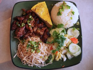 Vietnamese pork dishes