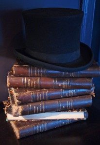 Menus and top hat