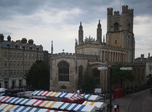 Cambridge Market Square