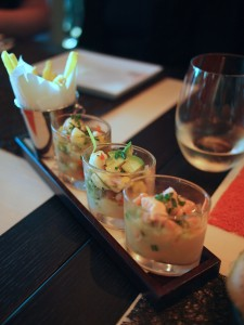 Ceviche trio