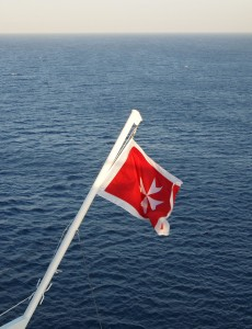 Maltese flag